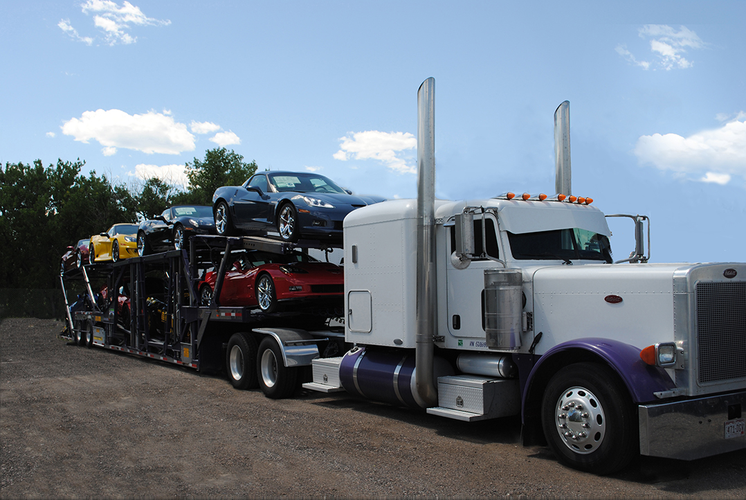 Open & Enclosed Auto Relocation Provided By Nationwide